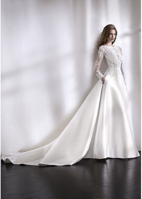Vestido de Novia Lionela San Patrick