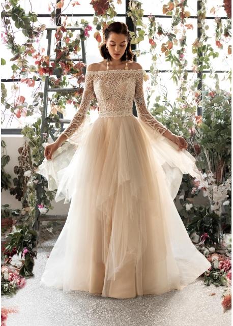 Vestido Novia Agata Demetrios