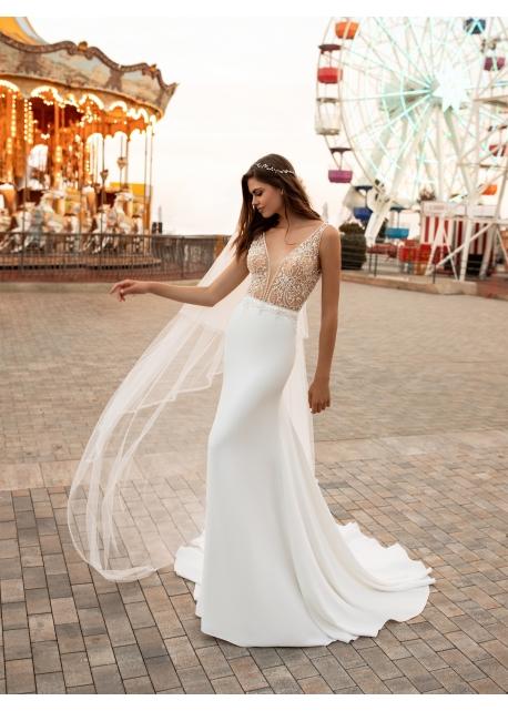 Vestido de Novia Kylie White One
