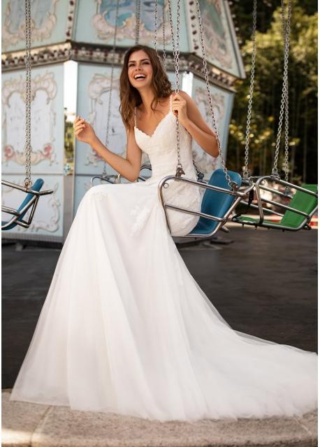 Vestido de Novia Cardi White One