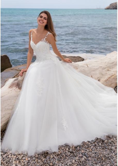 Vestido de Novia Femme White One