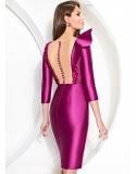 Vestido Largo Estampado - Nominal Esthefan