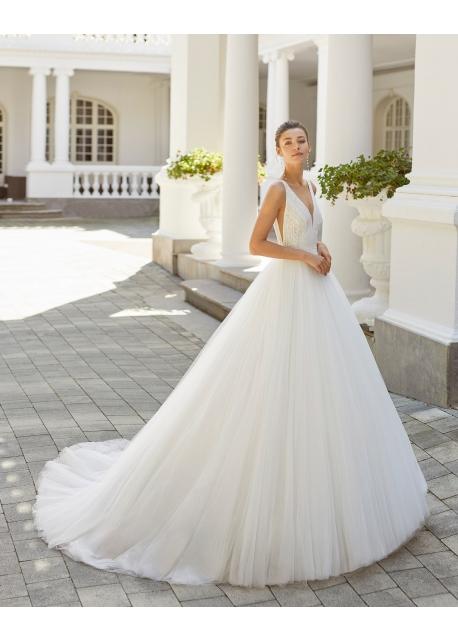 Vestido de Novia Sefin de Adriana Alier (Rosa...