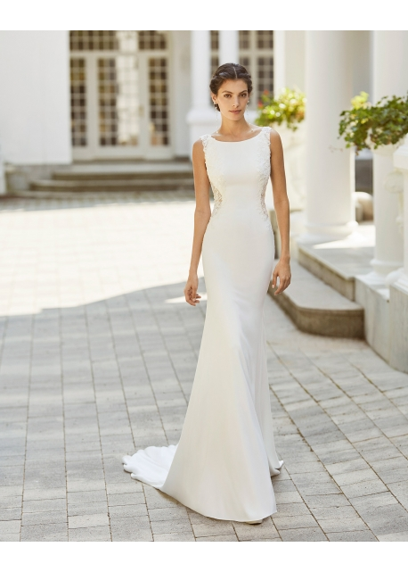 Vestido de Novia Samantha de Adriana Alier...