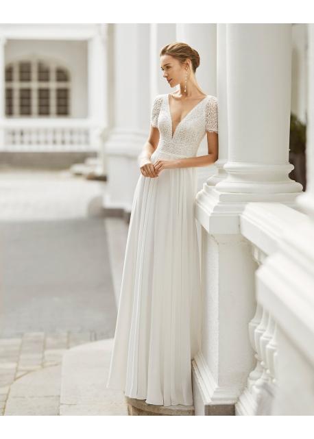 Vestido de Novia Sady de Adriana Alier (Rosa...