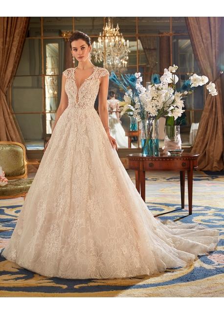 Vestido Novia DP427 Demetrios Platinum